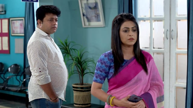 Watch Phagun Bou TV Serial Episode 436 - Barshan, Nilanjana to Reconcile?  Full Episode on Hotstar