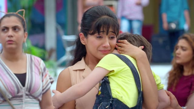 Watch Yeh Rishta Kya Kehlata Hai TV Serial Episode 381 - Kairav Is Sick?  Full Episode on Hotstar