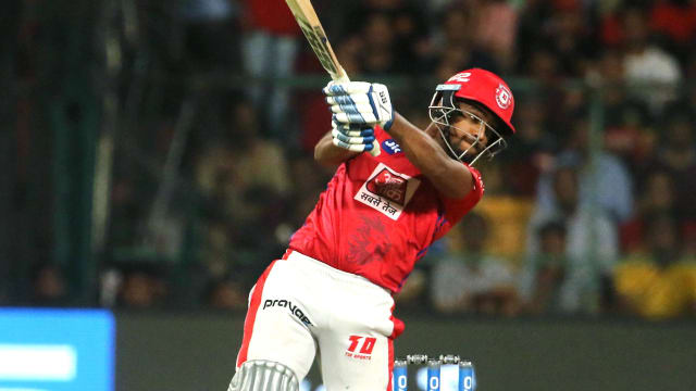 Cricket: Pooran's 46 Fails to Take KXIP Home