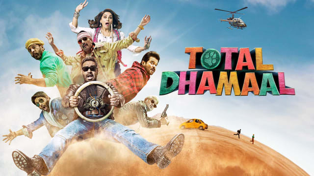 Total Dhamaal Full Movie, Watch Total Dhamaal Film on Hotstar