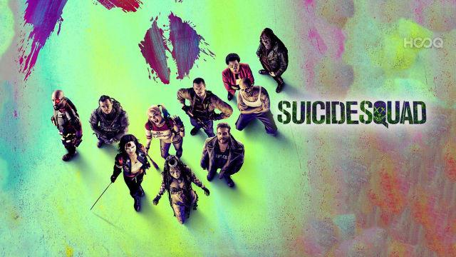 Stream Suicide Squad English