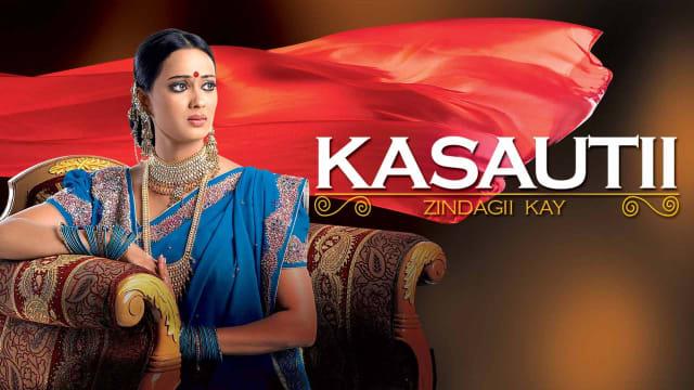 Kasautii Zindagi Kay - 2001 Serial Full Episodes, Watch Kasautii