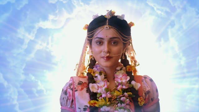 Watch RadhaKrishn TV Serial Episode 40 - Radha Seeks Durvasa's Blessings  Full Episode on Hotstar