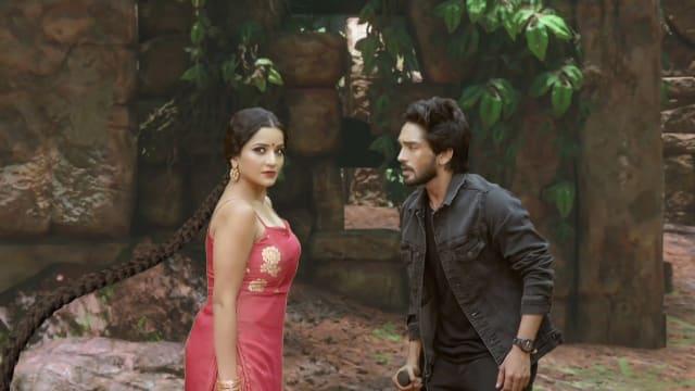 Watch Nazar TV Serial Episode 228 - Karan Is Baffled Full Episode on Hotstar