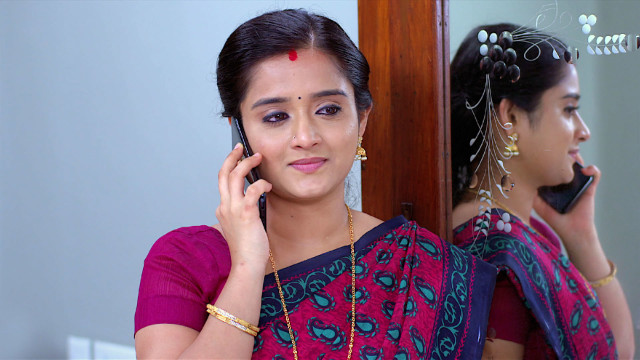 Santhwanam - Watch Episode 106 - Good News for Anjali on Disney+ Hotstar