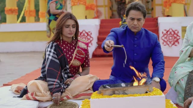 Watch Yeh Rishta Kya Kehlata Hai TV Serial Episode 253 - The Family Prays  for Kirti Full Episode on Hotstar