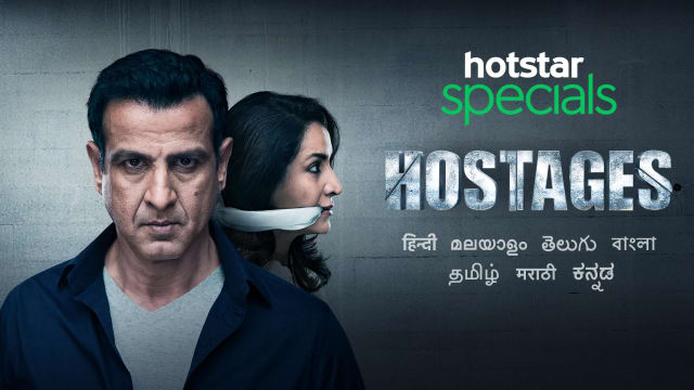 Hotstar Specials - Hostages Streaming Exclusively on Hotstar