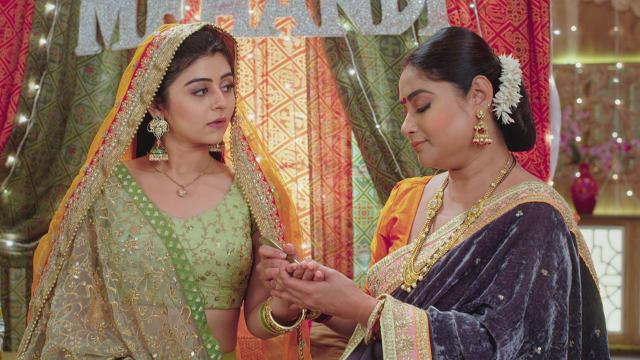 Watch Musakaan TV Serial Episode 166 - Muskaan's Pre-wedding Ritual Full  Episode on Hotstar