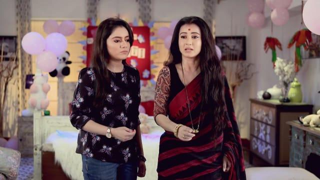 Watch Irabatir Chupkotha TV Serial Episode 247 - Jhelum Persuades Irabati  Full Episode on Hotstar