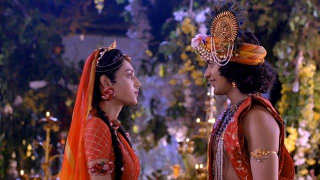 Watch RadhaKrishn TV Serial Episode 194 - Krishna to Propose Radha Full  Episode on Hotstar