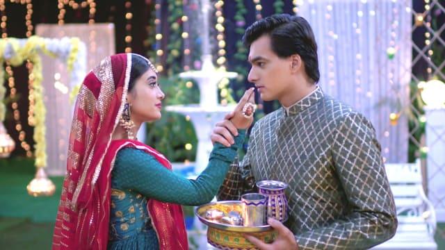 Watch Yeh Rishta Kya Kehlata Hai TV Serial Episode 158 - KaiRa to Get  Married Again? Full Episode on Hotstar