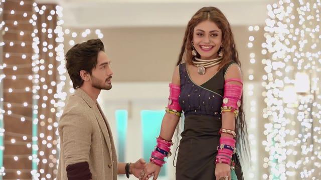 Watch Nazar TV Serial Episode 84 - Ansh Wins Dilruba's Trust Full Episode  on Hotstar