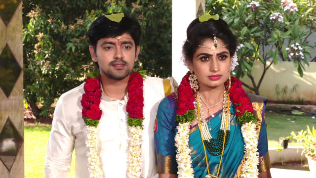 Watch Manasuna Manasai TV Serial Episode 55 - Daksha, Shakti Get Married  Full Episode on Hotstar