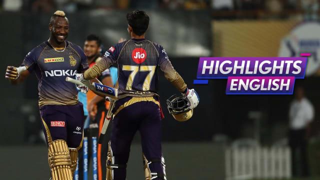 IPL 2019: KKR vs SRH Match Highlights, Kolkata Knight Riders vs Sunrisers  Hyderabad VIVO IPL Match Video