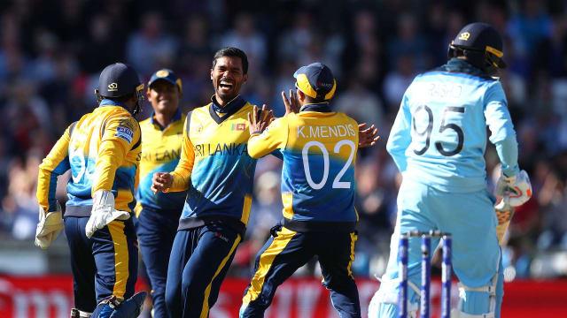ENG vs SL Match Highlights, England vs Sri Lanka ICC Cricket World Cup 2019  Match Videos