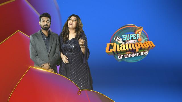Super Singer - Champion of Champions - Disney+ Hotstar