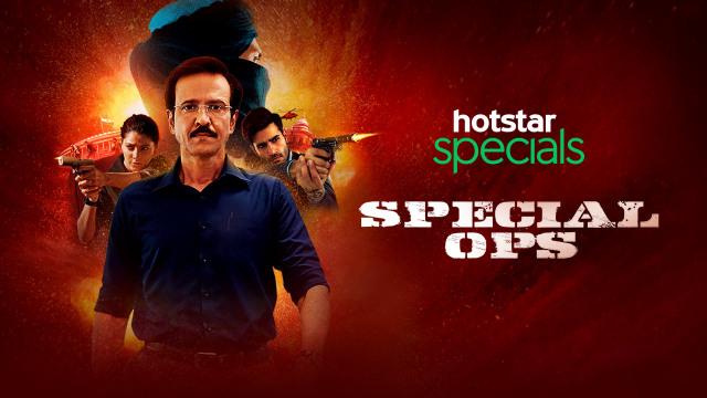 Special Ops - Disney+ Hotstar   hindi web series