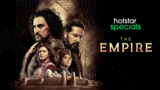 The Empire S01 2021 banner HDMoviesFair
