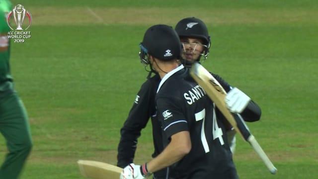 BAN vs NZ Match Highlights, Bangladesh vs New Zealand ICC Cricket World Cup  2019 Match Videos