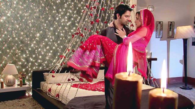 Watch E82 - Arnav, Khushi's First Night Online (HD) for Free on hotstar com