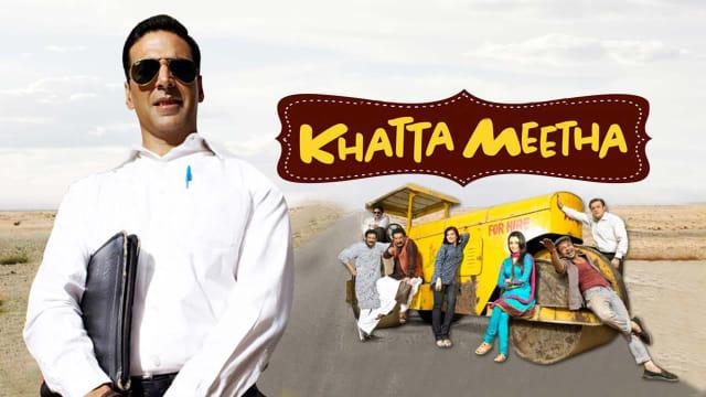 Khatta Meetha - Disney+ Hotstar