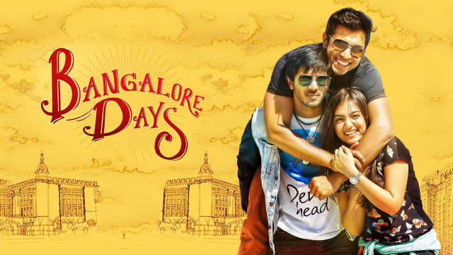 Bangalore Days - Disney+ Hotstar