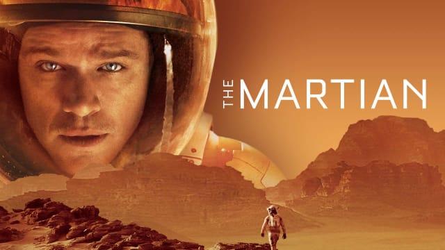 The Martian - Disney+ Hotstar Premium