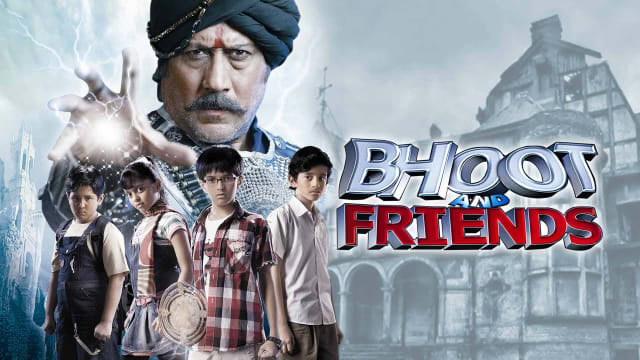 Bhoot And Friends Full Movie Online In HD on Hotstar