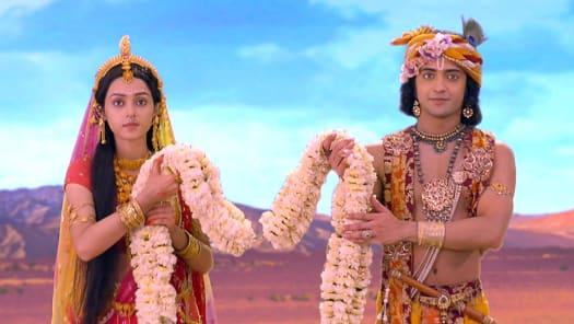 Watch RadhaKrishn TV Serial Episode 20 - Krishna to Persuade Radha
