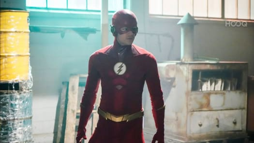 Watch The Flash Season 5 Episode 10 Online on Hotstar