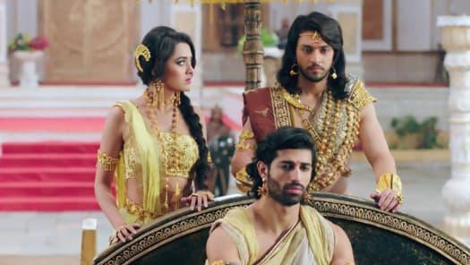 Watch Karn Sangini TV Serial Episode 12 - Karn Is Arjun's Charioteer! Full  Episode on Hotstar