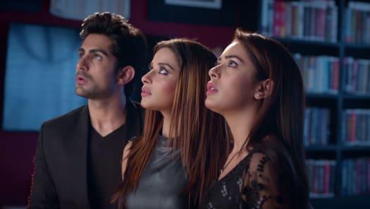 Watch Divya Drishti Tv Serial Episode 25 Drishti Is Suspicious