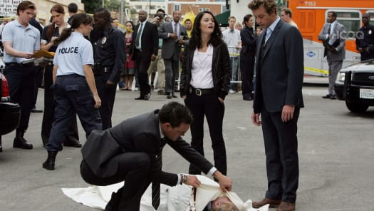 Watch The Mentalist Season 6 Episode 8 Online on Hotstar
