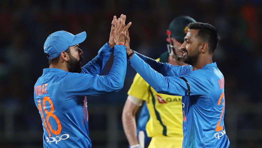 Watch India vs Aus: 1st T20I Report Card from Australia in