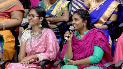 Watch Neeya Naana TV Serial Episode 366 - Getting children