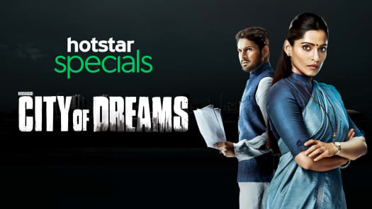 Hotstar Specials - City of Dreams Streaming Exclusively on Hotstar