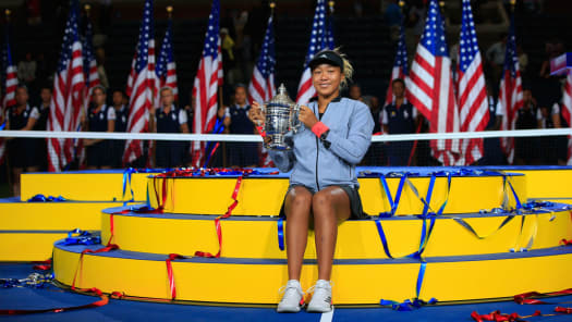 Tennis: Women's Semi-finals: Hot Shots