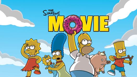 The Simpsons Movie Disney Hotstar Premium