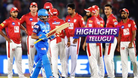 IPL 2019: KXI vs DC Match Highlights, Kings XI Punjab vs Delhi