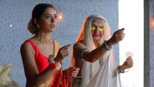 Watch Divya-Drishti TV Serial Episode 50 - Pishachini's