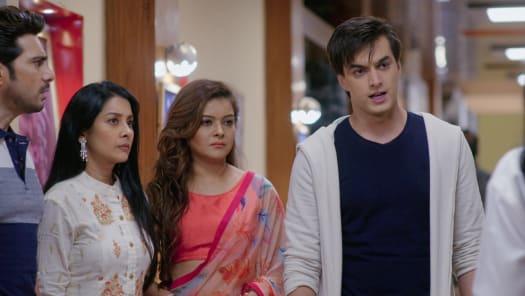Watch Yeh Rishta Kya Kehlata Hai TV Serial Episode 373 - Naira's