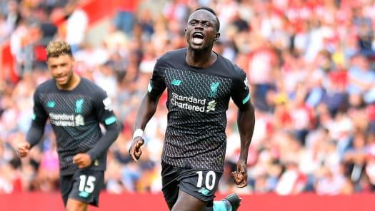 """Résultat de recherche d'images pour """"Southampton 1:2  Liverpool"""""""