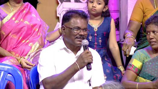 Watch Neeya Naana TV Serial Episode 50 - Family vs Extended