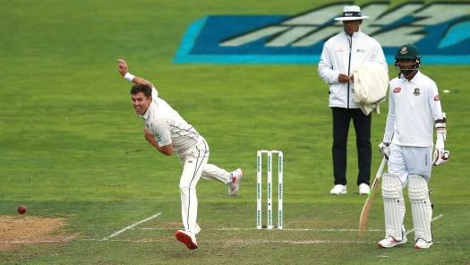 Cricket: NZ vs Bangladesh: Bangladesh FOW