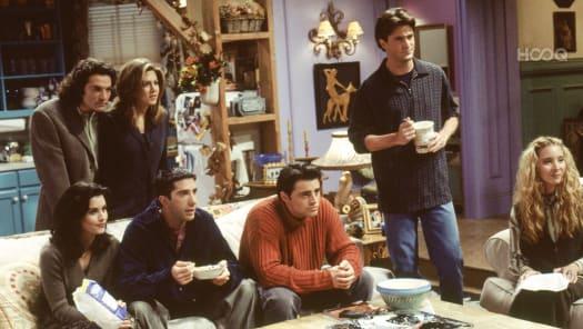 Friends season 1 episode 1 watch series
