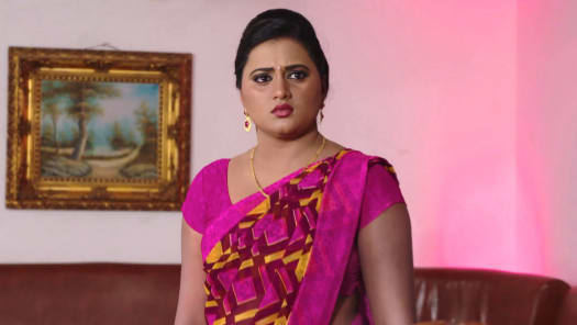 Watch Kumkuma Puvvu TV Serial Episode 550 - Tripuramba Learns the