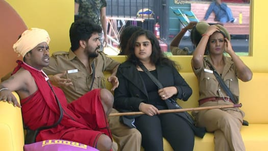 Watch Bigg Boss TV Serial Episode 22 - Day 21 in the House