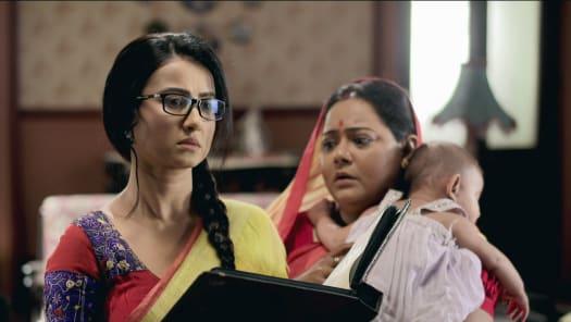 Watch Irabatir Chupkotha TV Serial Episode 183 - Akash Surprises