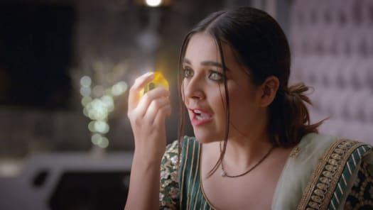 Watch Divya-Drishti TV Serial Episode 39 - Rakshit to Save Drishti
