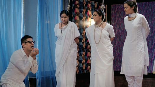 Watch Musakaan TV Serial Episode 317 - Ronak Wants Revenge